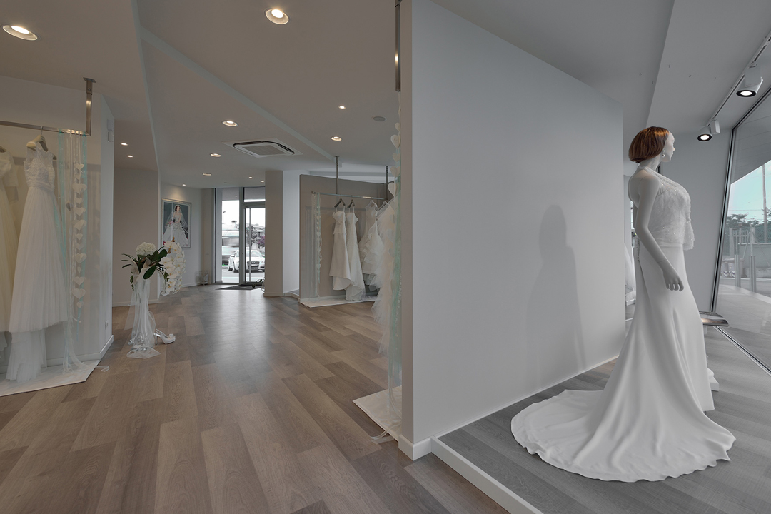 Abiti da sposa matrimonio fleur de lys Treviso provincia