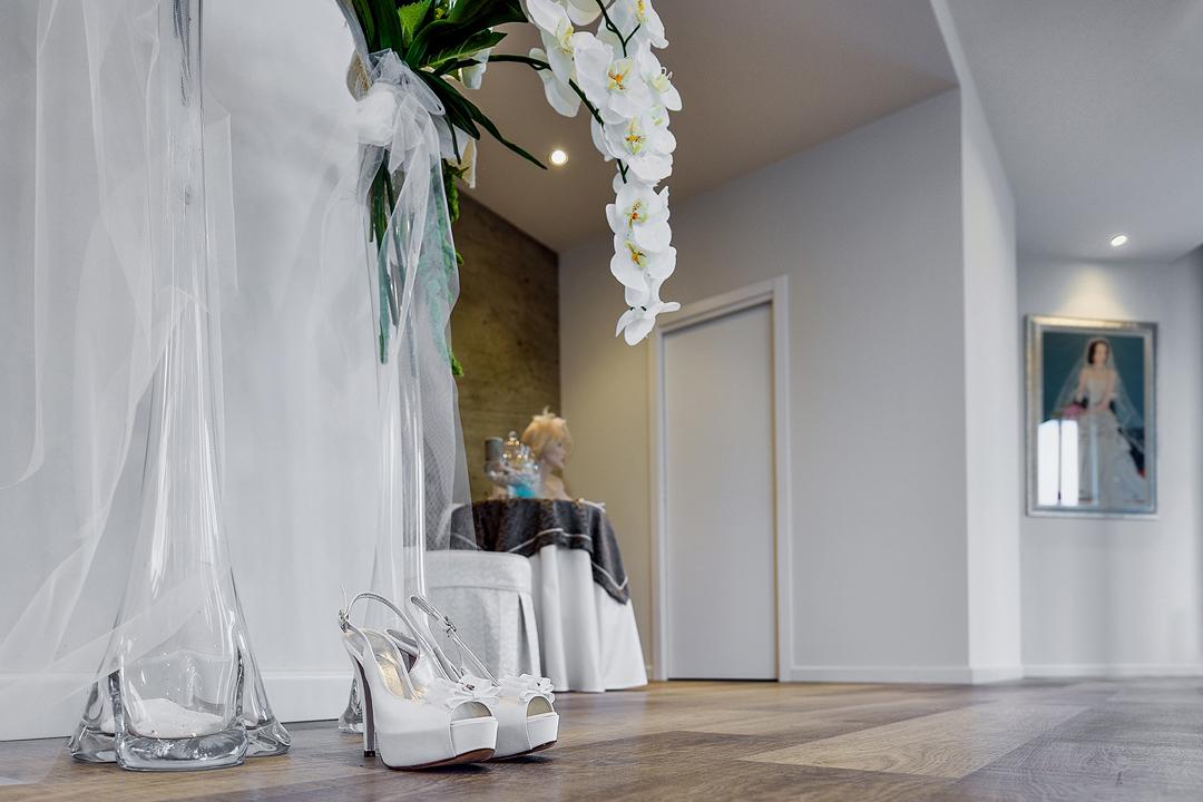 Atelier sposa Fleur de lys a Signoressa Treviso