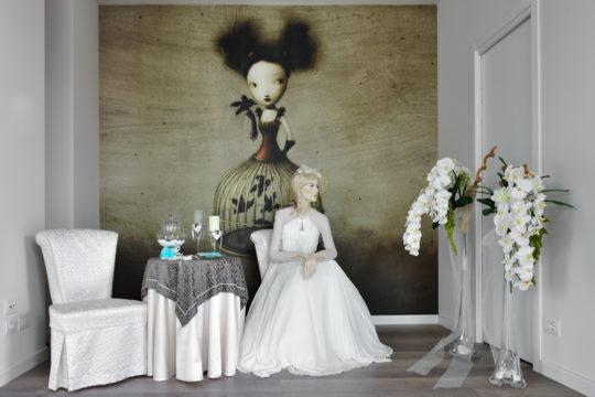 Abiti da sposa in pizzo Treviso provincia Fleur de Lys