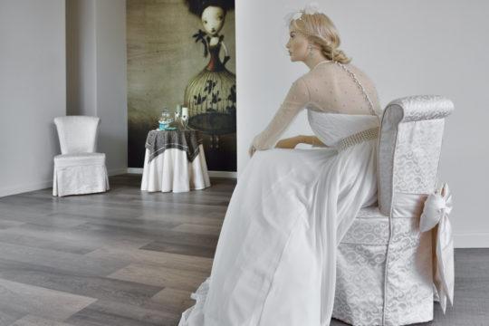 Fleur de Lys Abito da Sposa Atelier Donna Matrimonio provincia di TV
