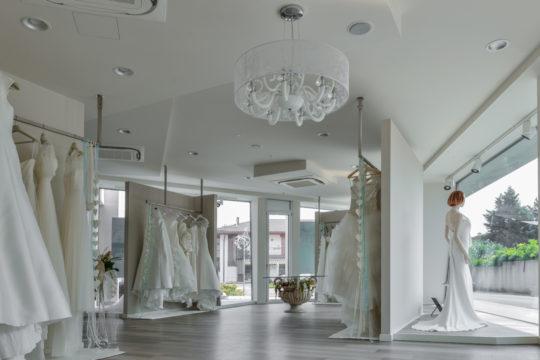 Negozio vestiti abiti da Sposa Matrimonio da Sogno - SIgnoressa di Trevignano (Treviso) - Fleur de Lys