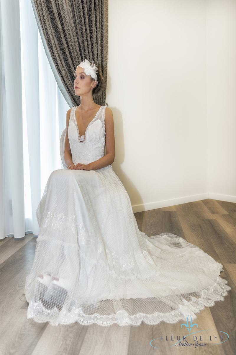 Vestiti da sposa Nuova Collezione 2018 Atelier Treviso