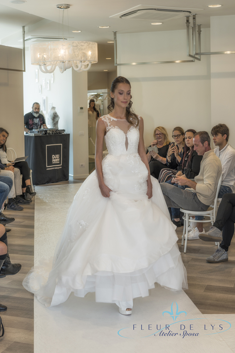 Vestiti da sposa a Treviso - Nuova collezione 2018 Atelier Fleur de Lys