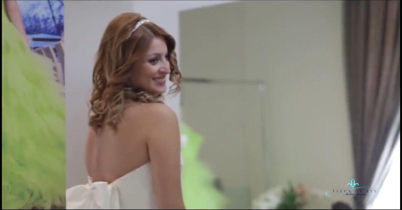 fleur de lys sposa abiti matrimonio