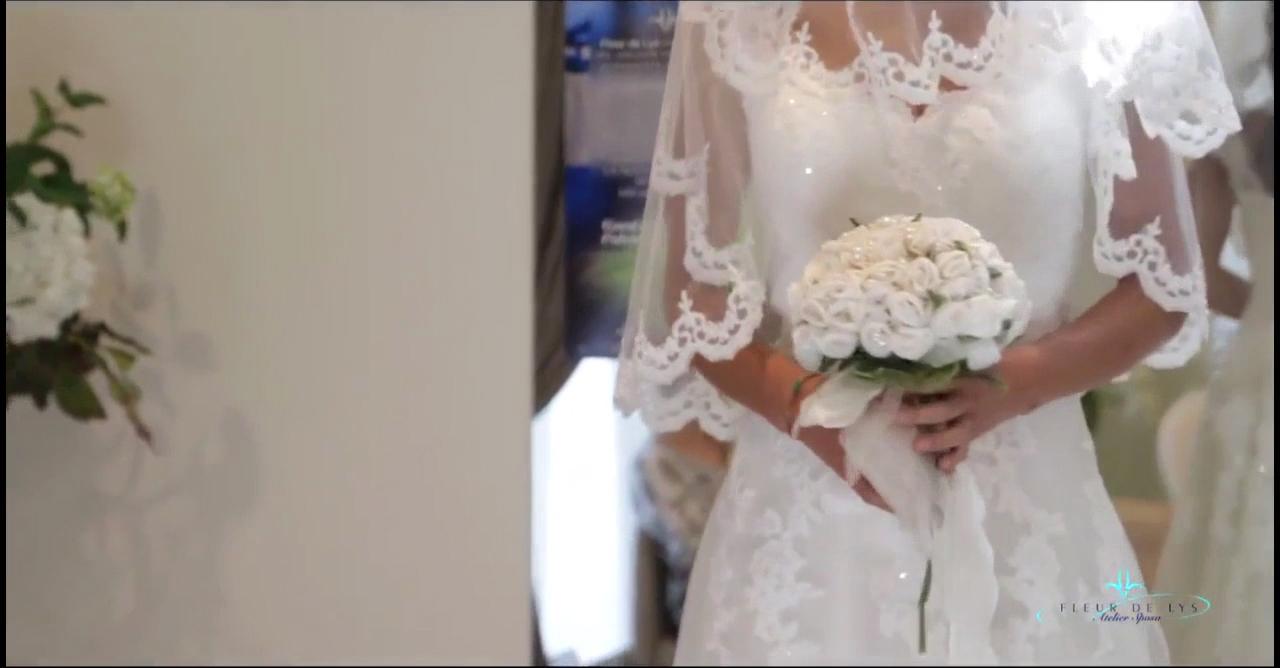 matrimonio da principessa fleur de lys