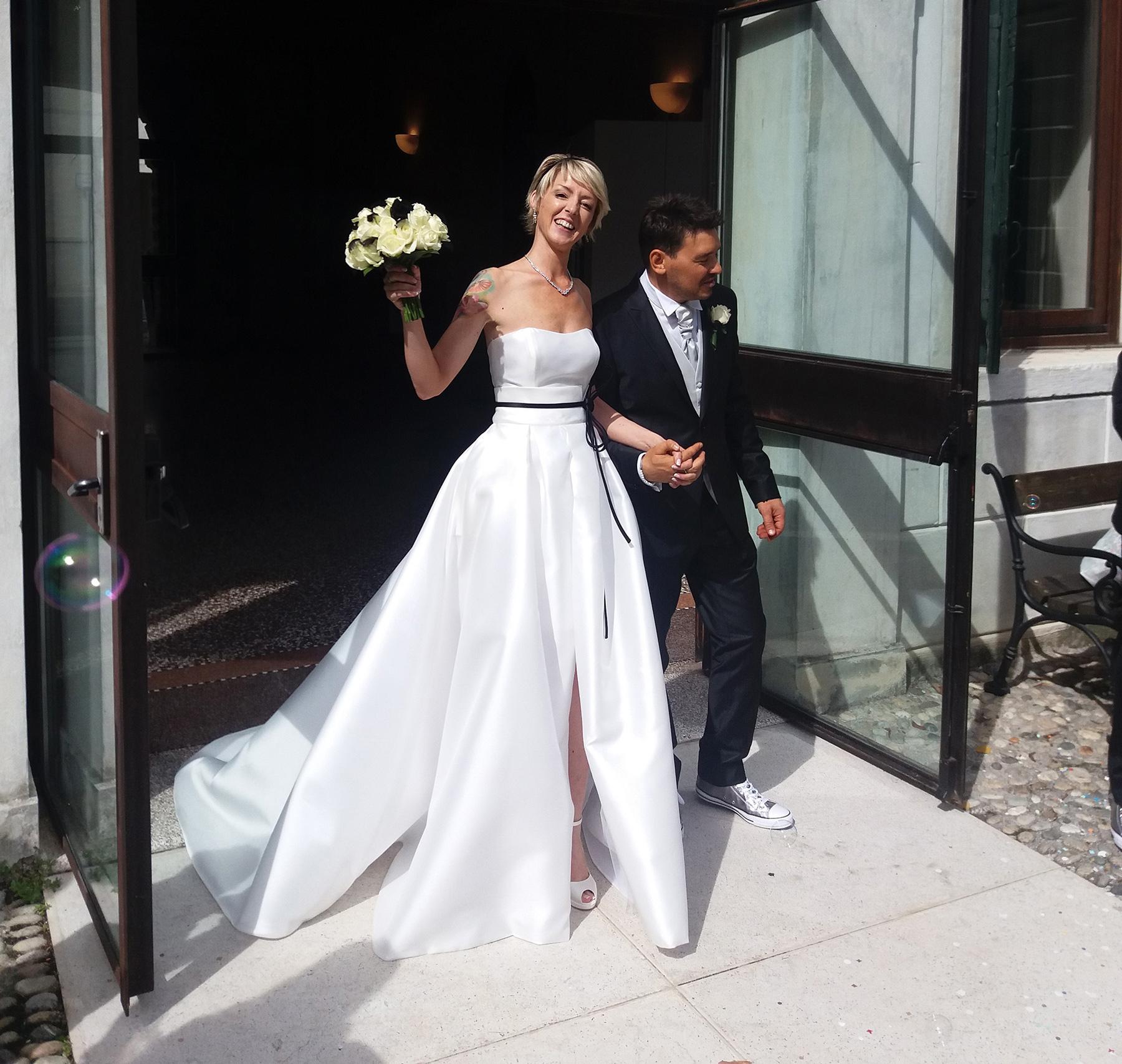 Barbara Dal Din - Sposa Fleur De Lys