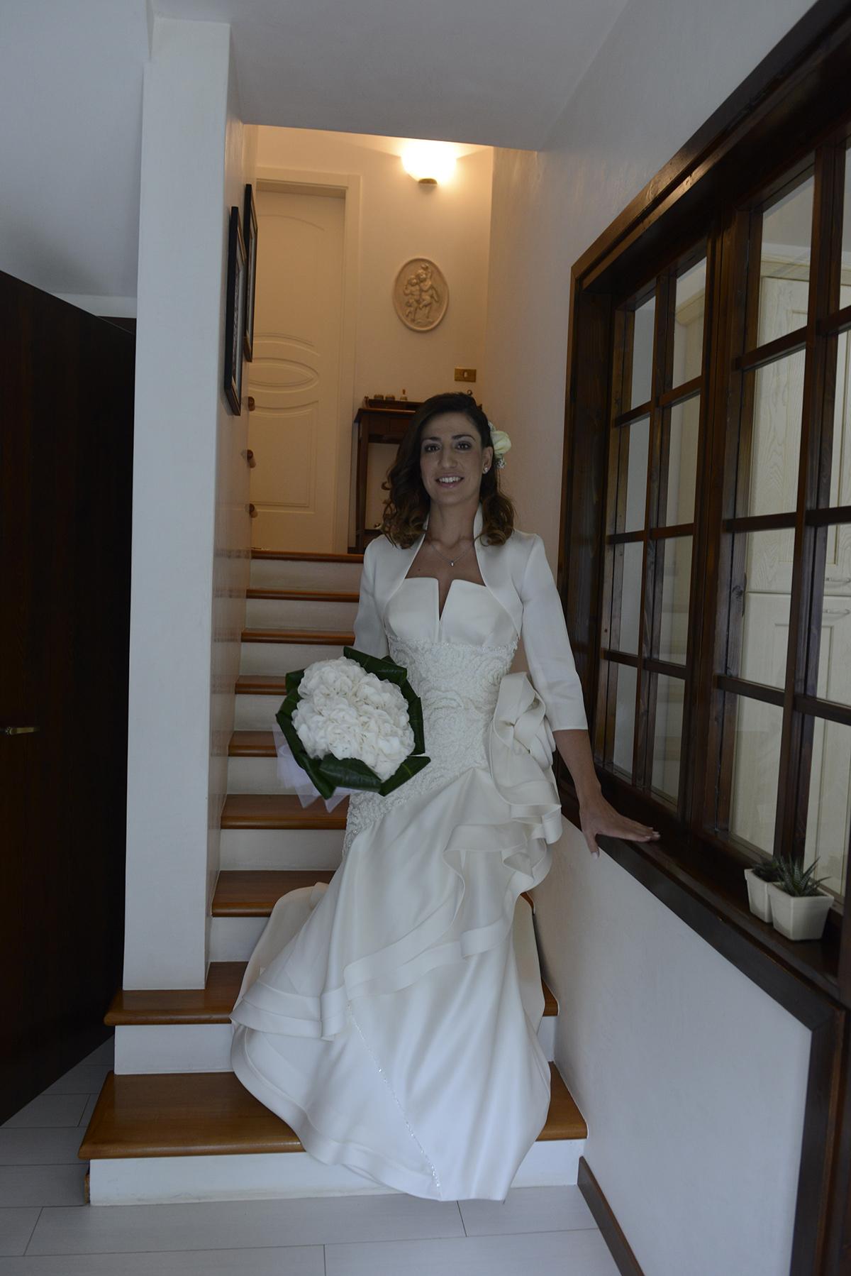 Sposa Fleur de Lys - Atelier abiti da sposa in provincia di Treviso