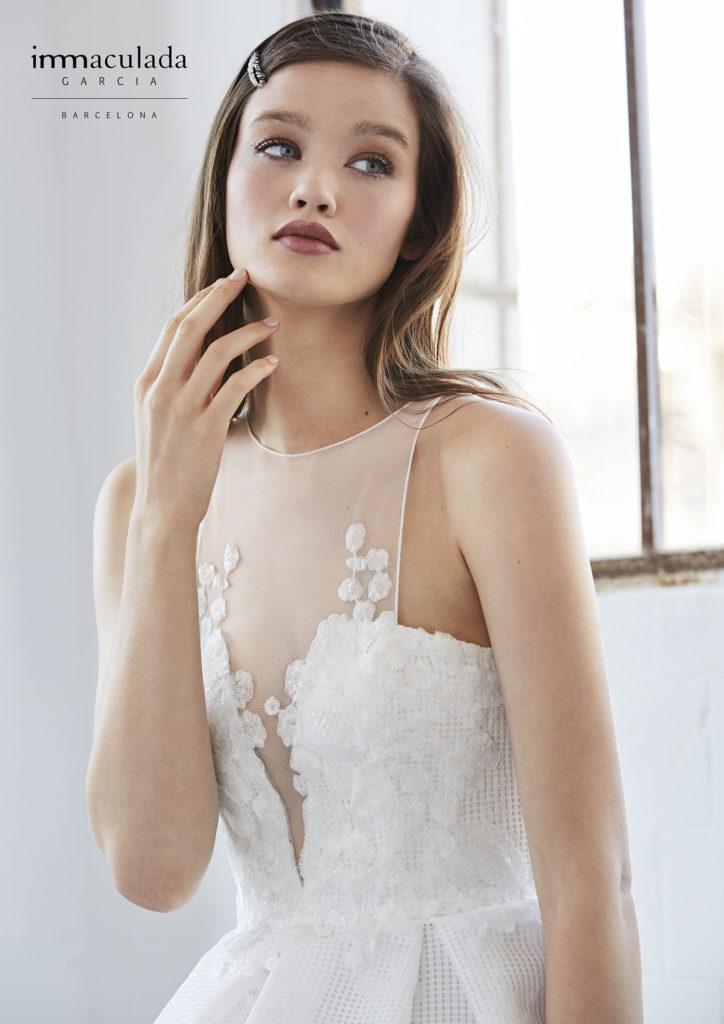 Abiti sposa stile boho-chic 2018 - Atelier Fleur de Lys Treviso