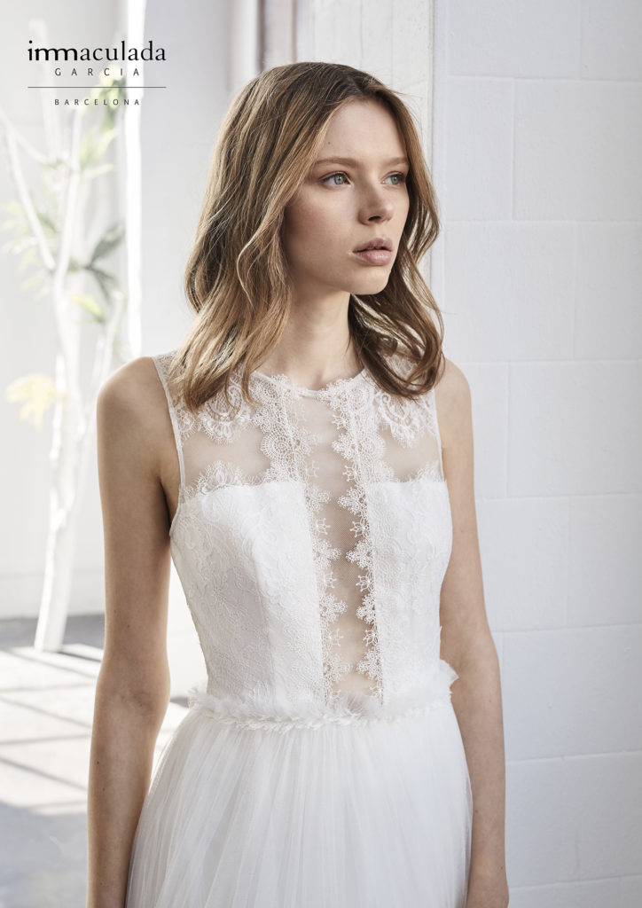 Nuova collezione 2018 vestiti da sposa boho-chic - Atelier Fleur de Lys Treviso