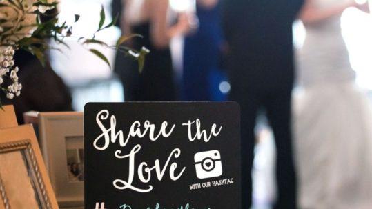 Matrimonio Social Instagram hashtag