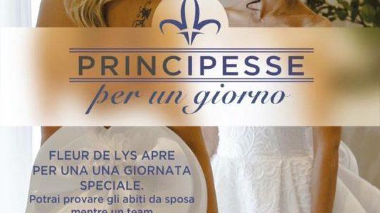 Principessa per un giorno - Fleur de Lys Abiti da Sposa Treviso