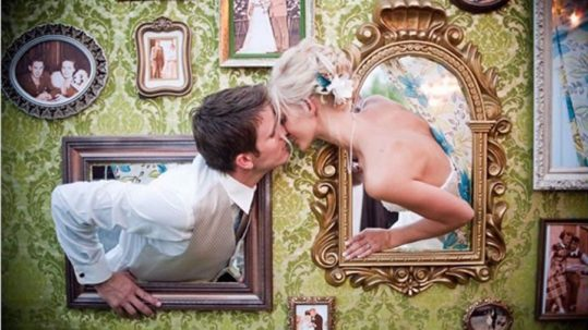 photo booth mania per i matrimoni