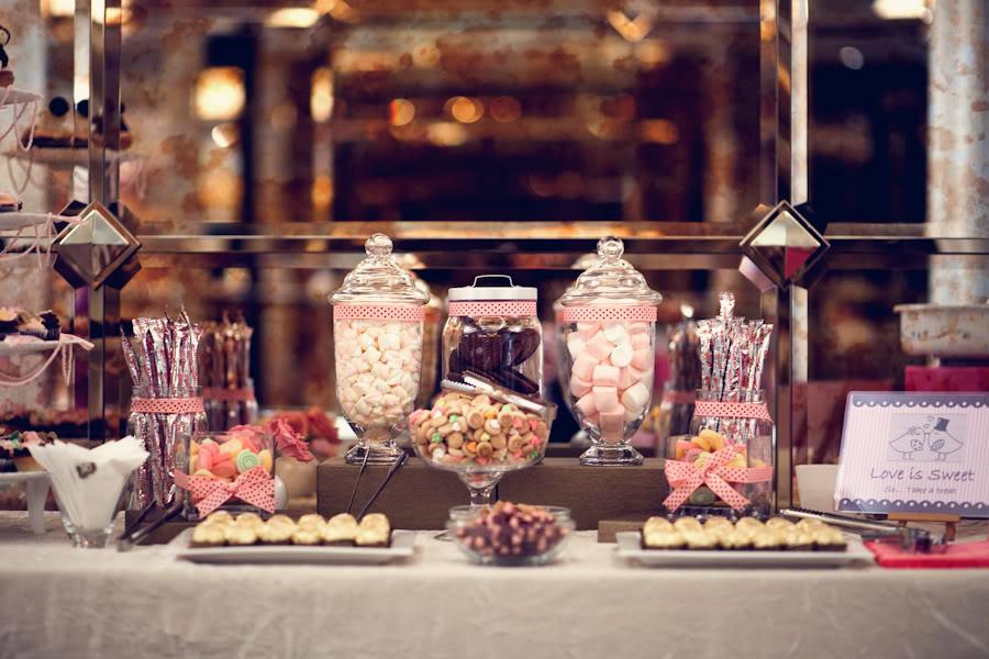 Candy corner Matrimonio
