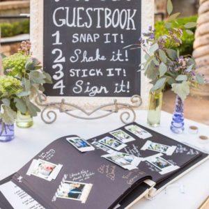 Guestbook per invitati matrimonio