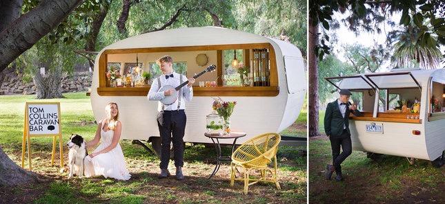 Street food trucks per coinvolgere gli invitati del matrimonio
