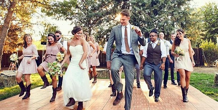 Come coinvolgere gli ospiti al proprio matrimonio Idee