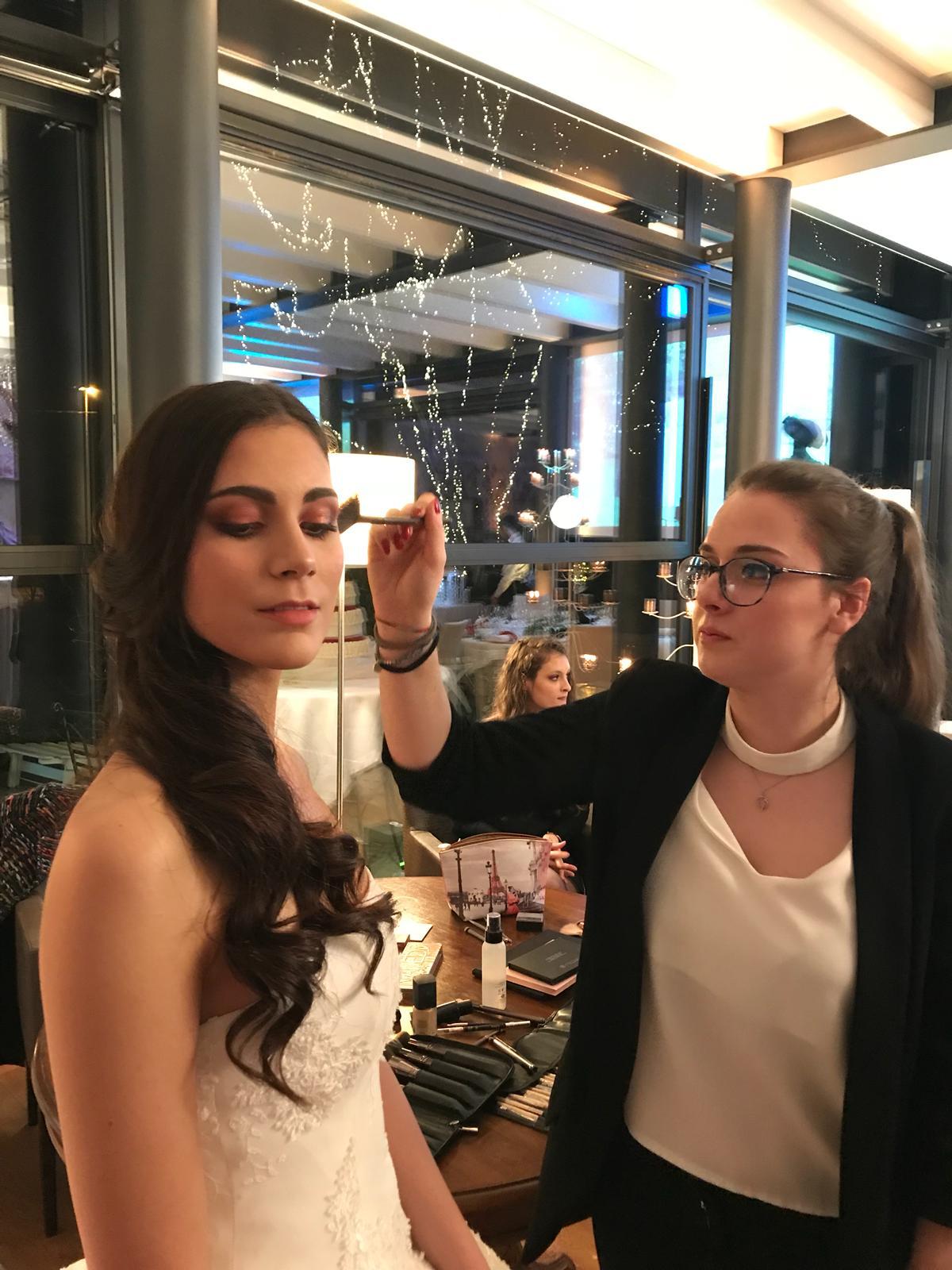 Giulia Michielin Make Up Artist - Servizio matrimonio trucco perfetto | Fleur de Lys Atelier Sposa
